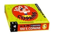 100 % COPAINS - BOITE AVEC CARTES ET LIVRE