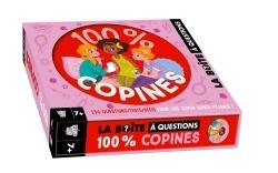 100% COPINES - BOITE AVEC CARTES ET LIVRE