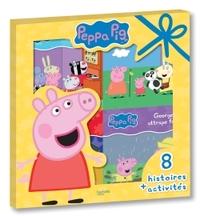 PEPPA PIG - COFFRET 8 HISTOIRES + ACTIVITES