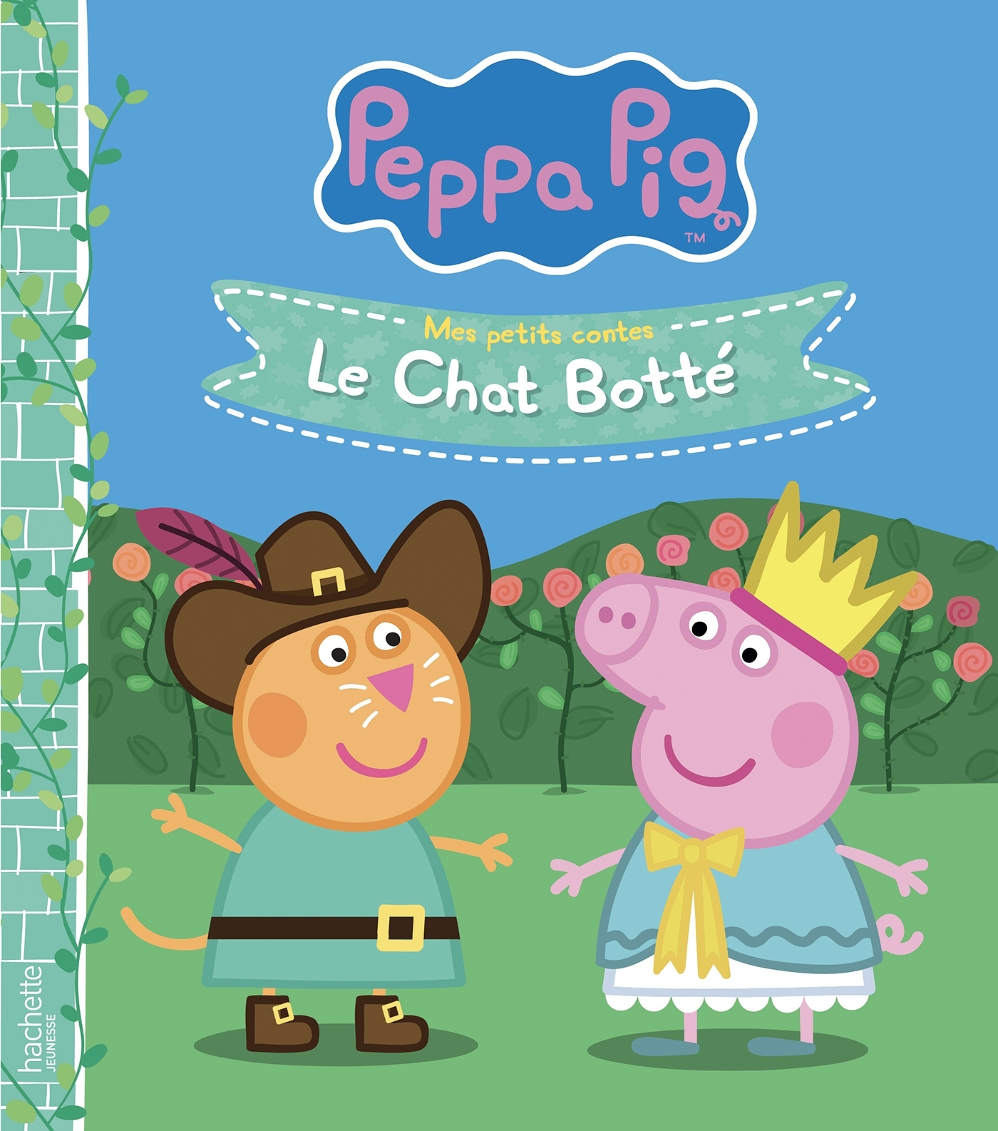 PEPPA PIG - MES PETITS CONTES - LE CHAT BOTTE