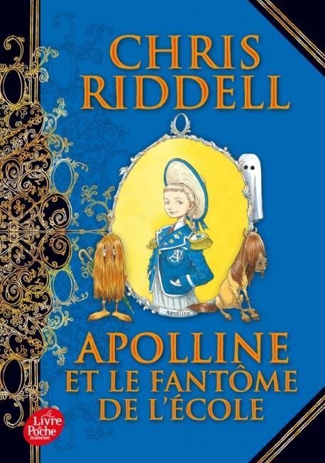 APOLLINE ET LE FANTOME DE L'ECOLE - TOME 2