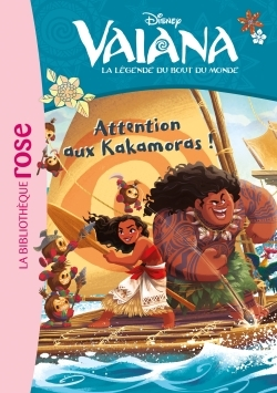 VAIANA 04 - ATTENTION AUX KAKAMORAS !