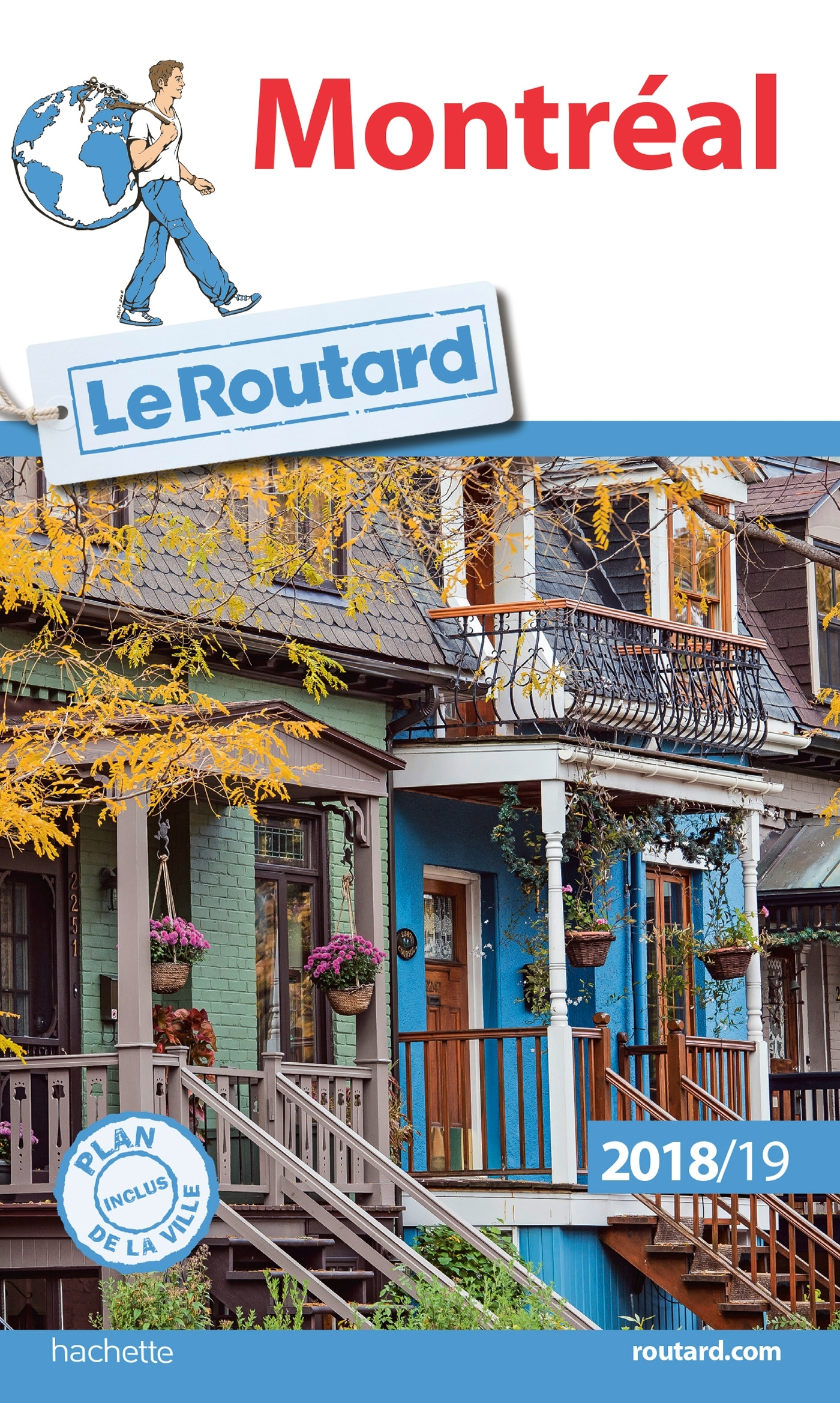 GUIDE DU ROUTARD MONTREAL 2018/19