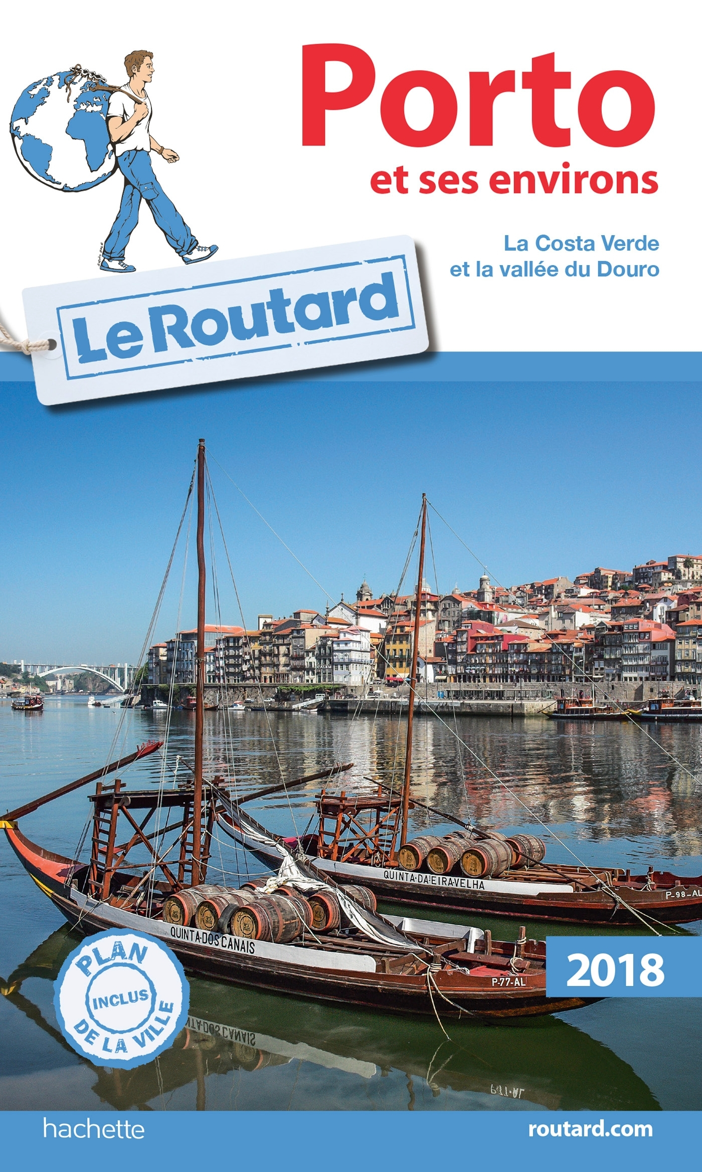 GUIDE DU ROUTARD PORTO 2018