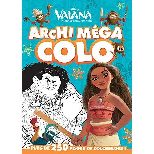 VAIANA - ARCHI MEGA COLO
