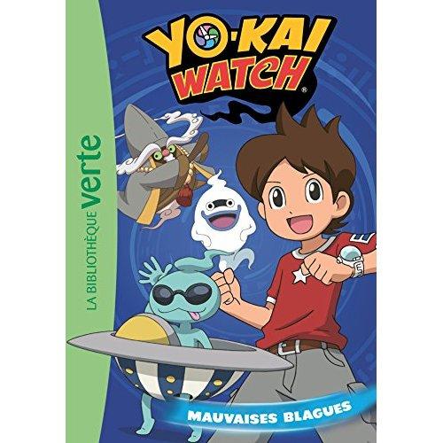 YO-KAI WATCH 15 - MAUVAISES BLAGUES