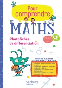 POUR COMPRENDRE LES MATHS CP - PHOTOFICHES - ED. 2018
