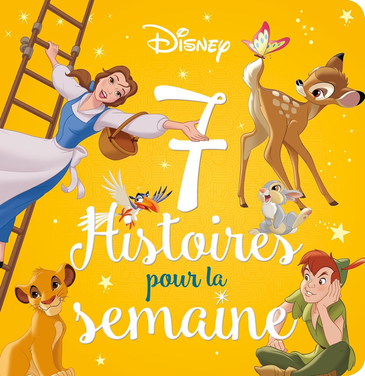 DISNEY - 7 HISTOIRES POUR LA SEMAINE
