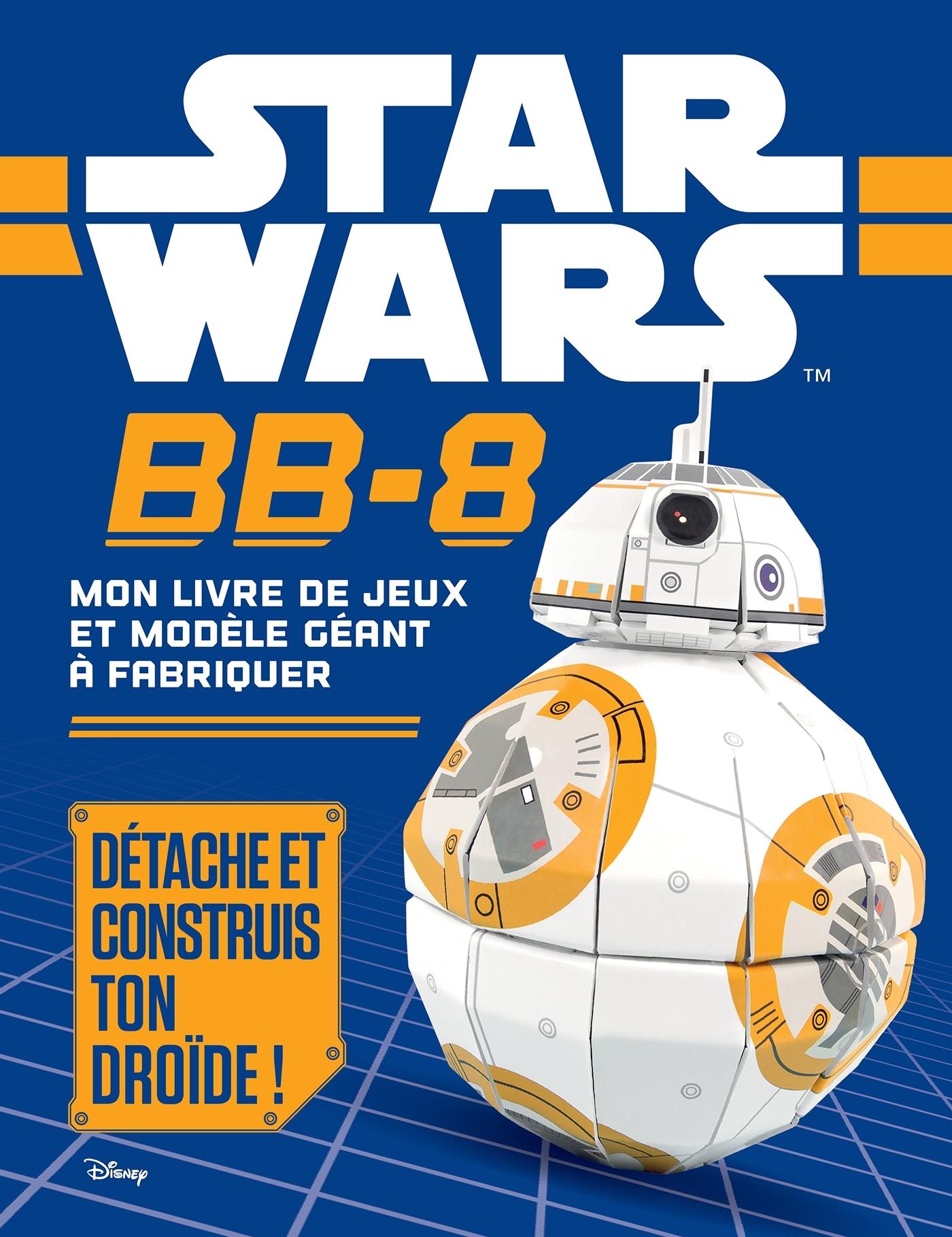STAR WARS - CONSTRUIS BB8