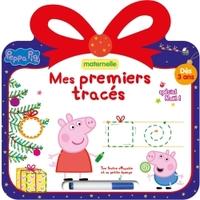 PEPPA PIG ARDOISE MES PREMIERS TRACES- SPECIAL NOEL