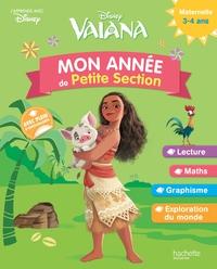 VAIANA MON ANNEE DE PS (3-4 ANS)