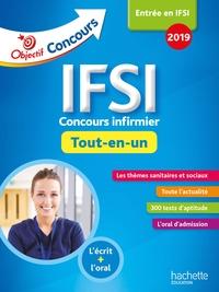 OBJECTIF CONCOURS 2019 IFSI : TOUT EN UN