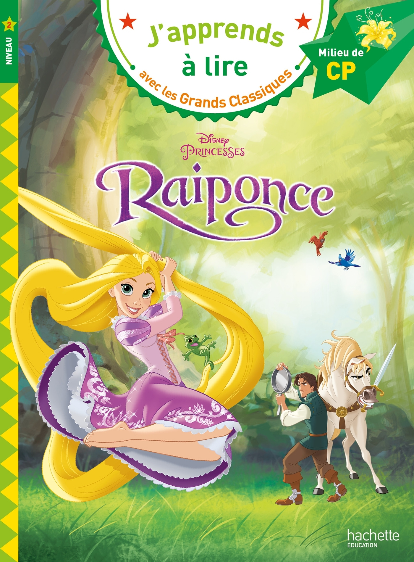 RAIPONCE CP NIVEAU 2