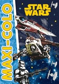 STAR WARS - MAXI COLO  - VAISSEAUX