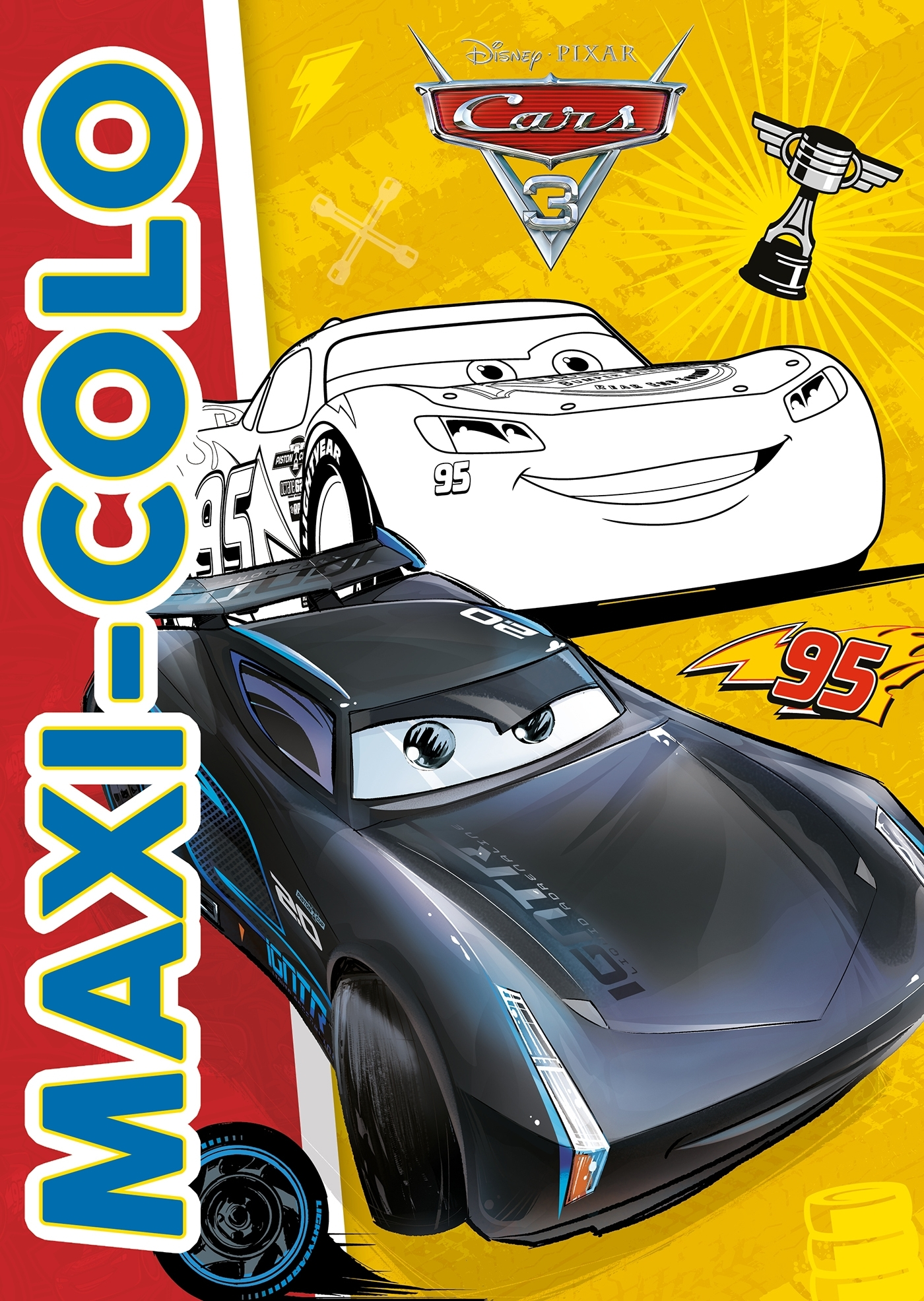CARS 3 - MAXI COLO