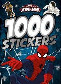 SPIDERMAN, 1000 STICKERS