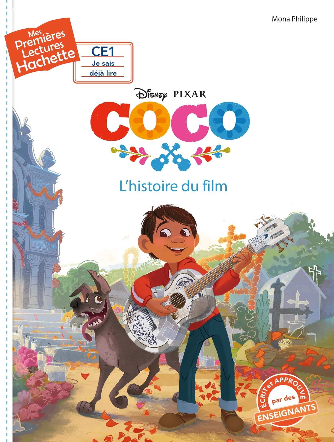 1ERES LECTURES (CE1) DISNEY - COCO