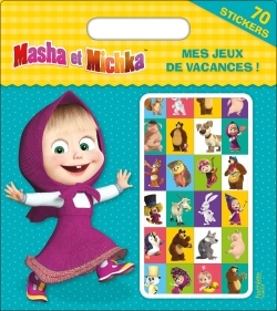 MASHA ET MICHKA - MES JEUX DE VACANCES