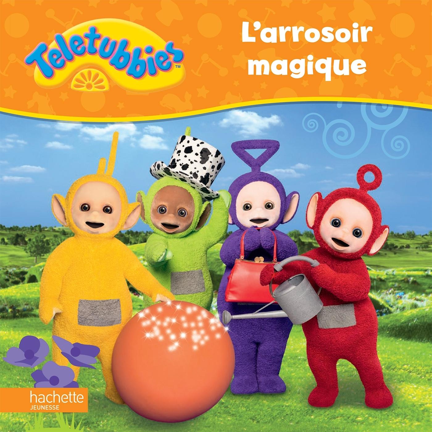 TELETUBBIES - L'ARROSOIR MAGIQUE