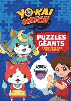 YO-KAI WATCH - PUZZLES GEANTS