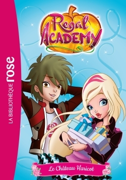 REGAL ACADEMY 03 - LE CHATEAU HARICOT