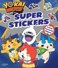 YO-KAI WATCH - SUPER STICKERS