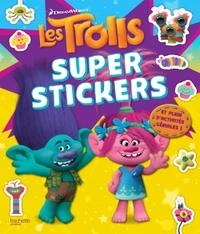 DREAMWORKS TROLLS - SUPER STICKERS