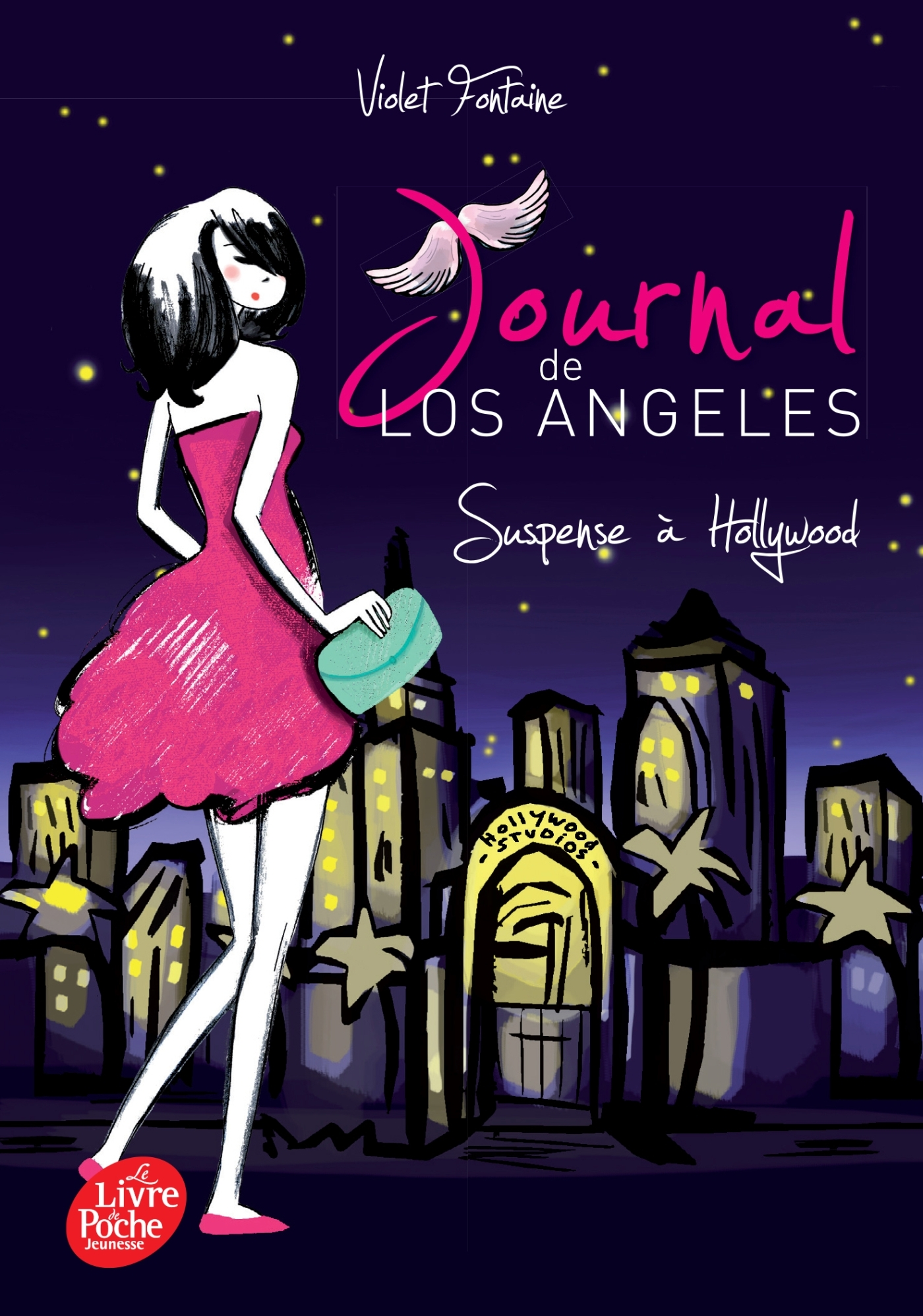 JOURNAL DE LOS ANGELES - TOME 2 - SUSPENSE A HOLLYWOOD