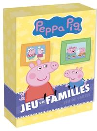 PEPPA PIG - BOITE DE CARTES - JEU DES FAMILLES