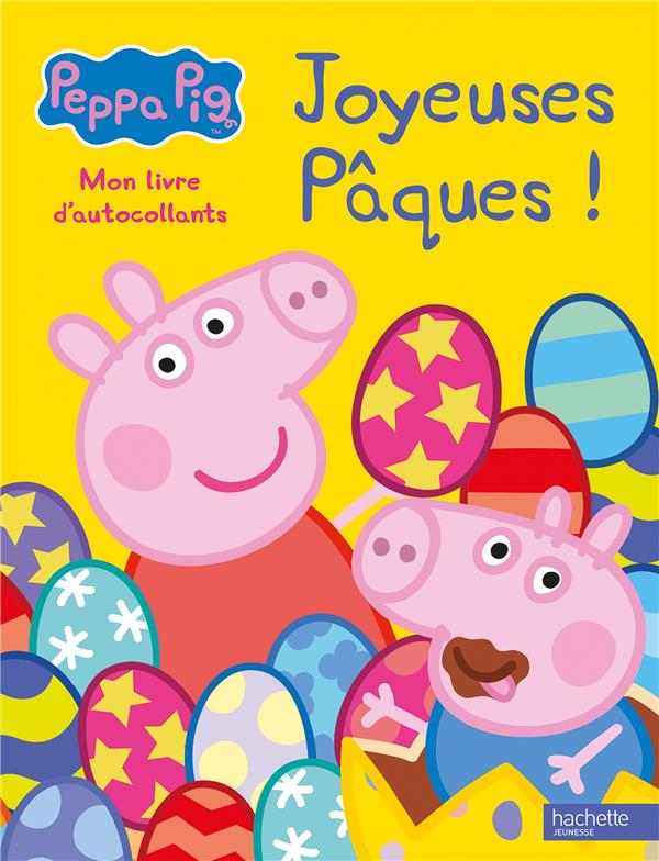 PEPPA PIG - JOYEUSES PAQUES NED (ACTIVITES)