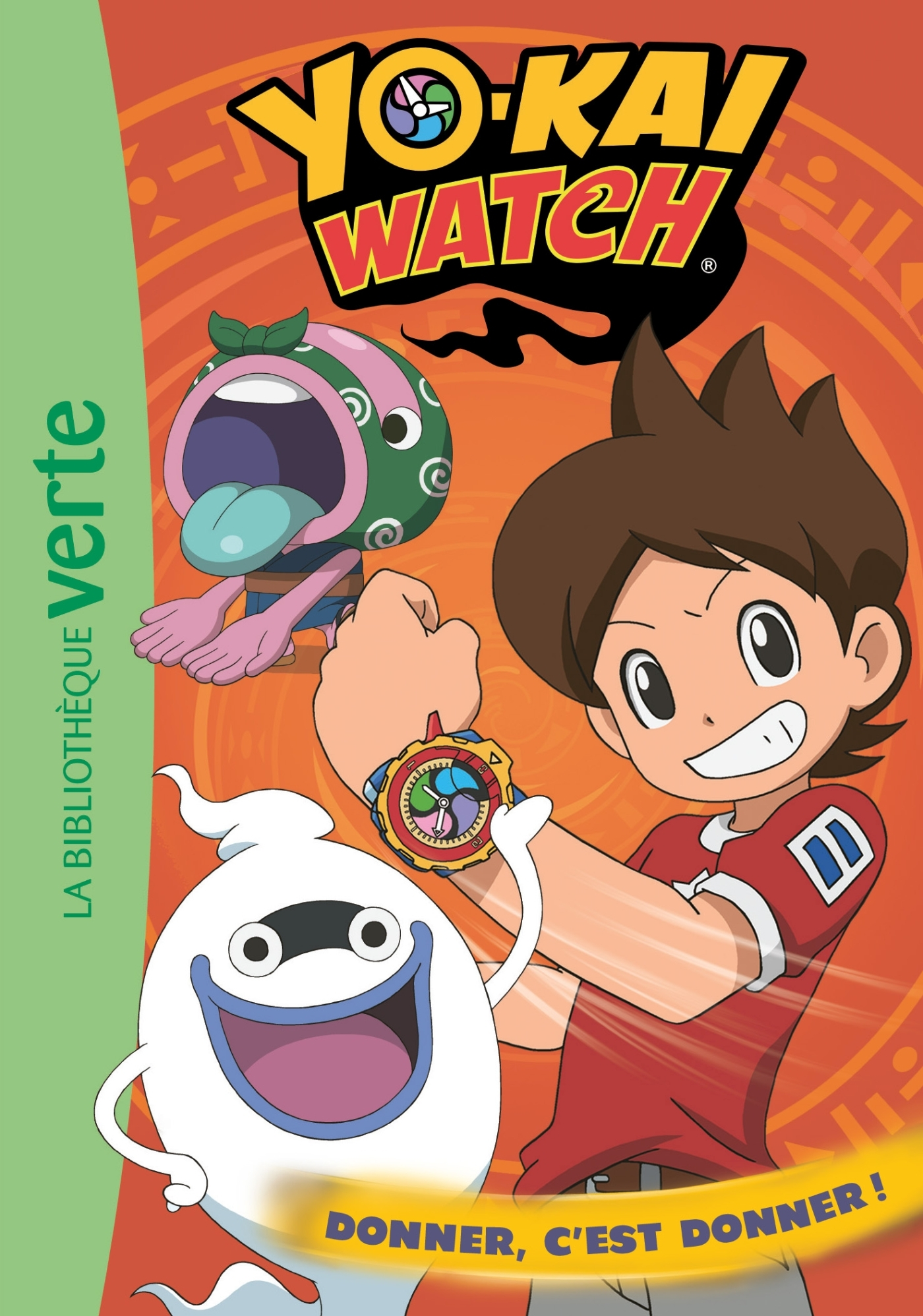 YO-KAI WATCH 16 - DONNER, C'EST DONNER !