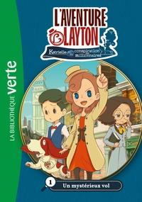 LADY LAYTON 01 - UN MYSTERIEUX VOL