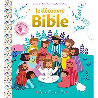MA PREMIERE BIBLE - LIVRE A VOLETS