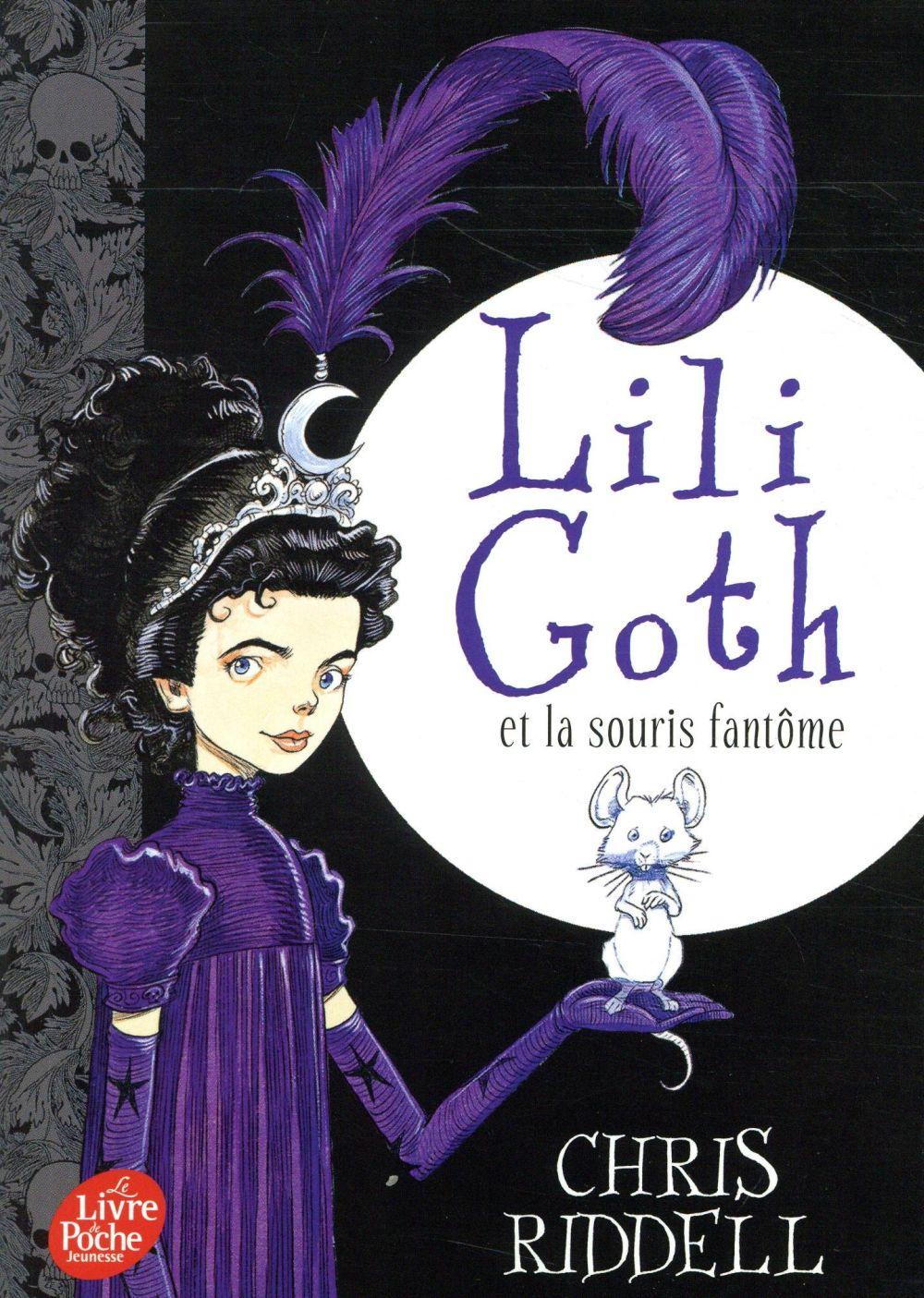 LILI GOTH ET LA SOURIS FANTOME - TOME 1