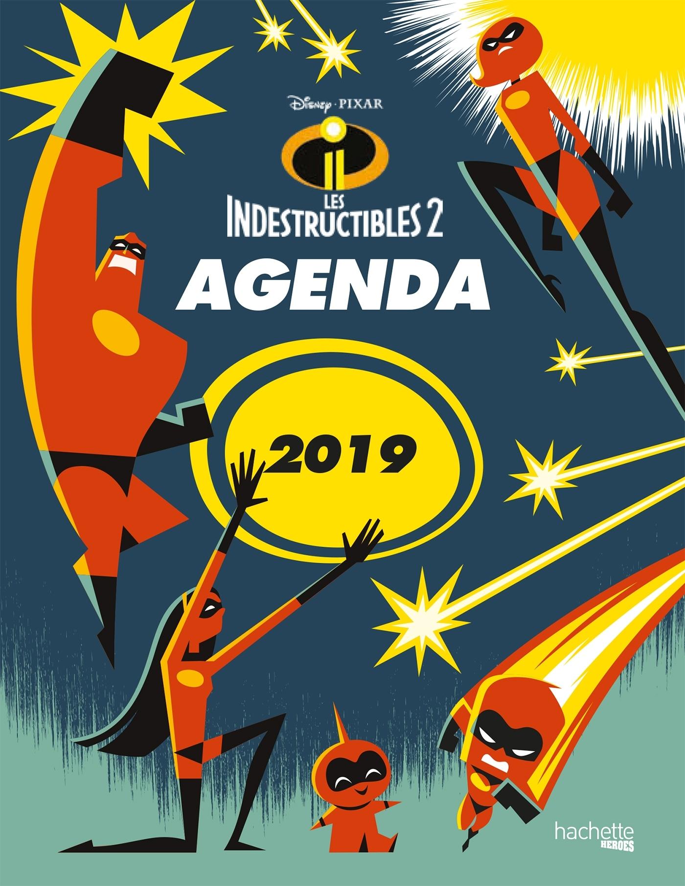 AGENDA INDESTRUCTIBLES 2019