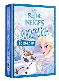 REINE DES NEIGES - AGENDA
