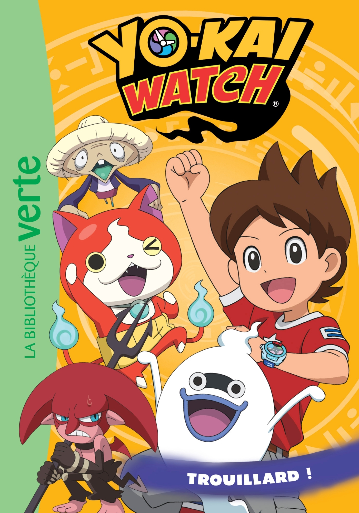 YO-KAI WATCH 20 - TROUILLARD !