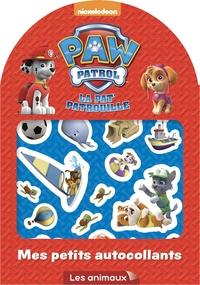 PAW PATROL-LA PAT'PATROUILLE-MES PETITS AUTOCOLLANTS ANIMAUX