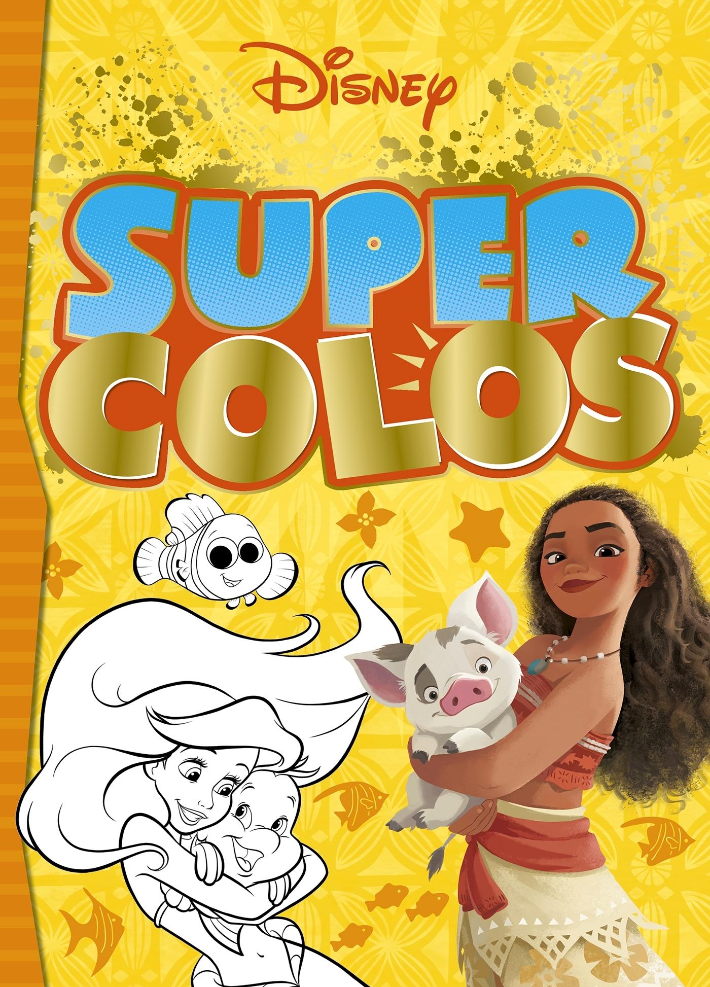 DISNEY CLASSIQUES - SUPER COLOS - SPECIAL VACANCES