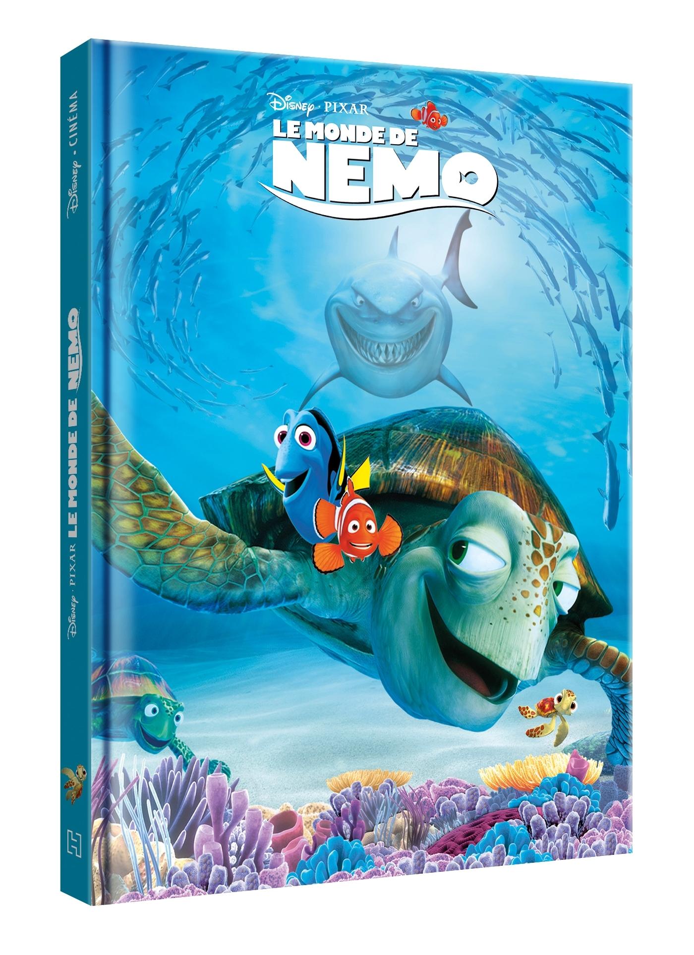 NEMO - DISNEY CINEMA - L'HISTOIRE DU FILM