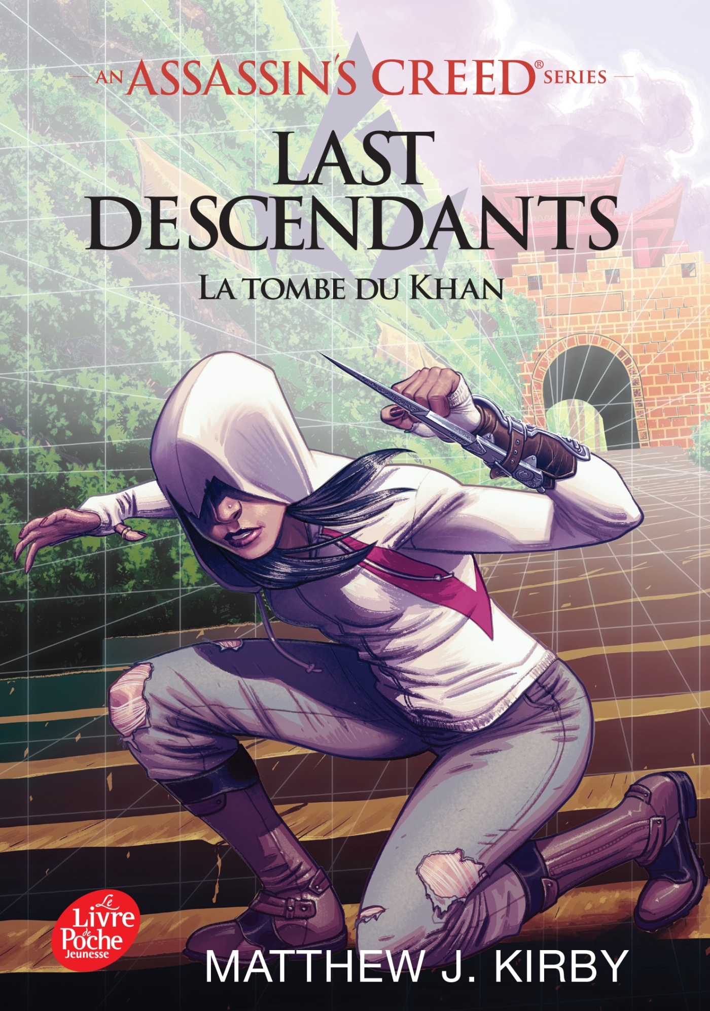 ASSASSIN'S CREED - TOME 2 - LA TOMBE DU KHAN