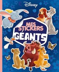 CLASSIQUES - MES STICKERS GEANTS -  LES ANIMAUX