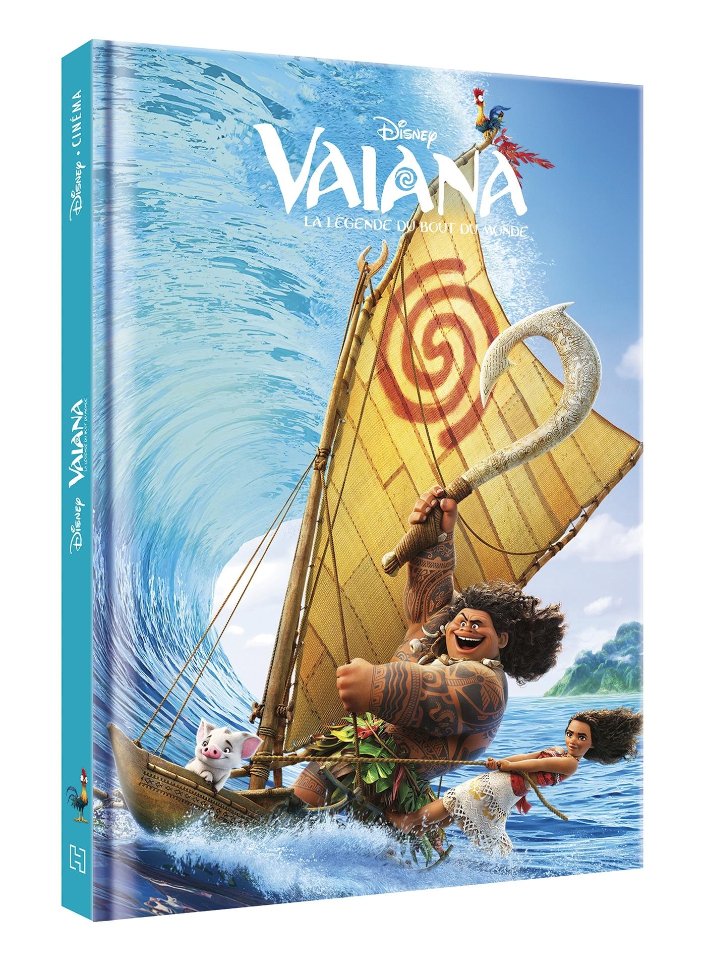 VAIANA - DISNEY CINEMA