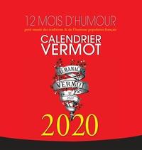 CALENDRIER VERMOT 2020