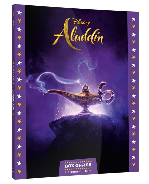 ALADDIN [LE FILM] - DISNEY BOX OFFICE - L'ALBUM DU FILM