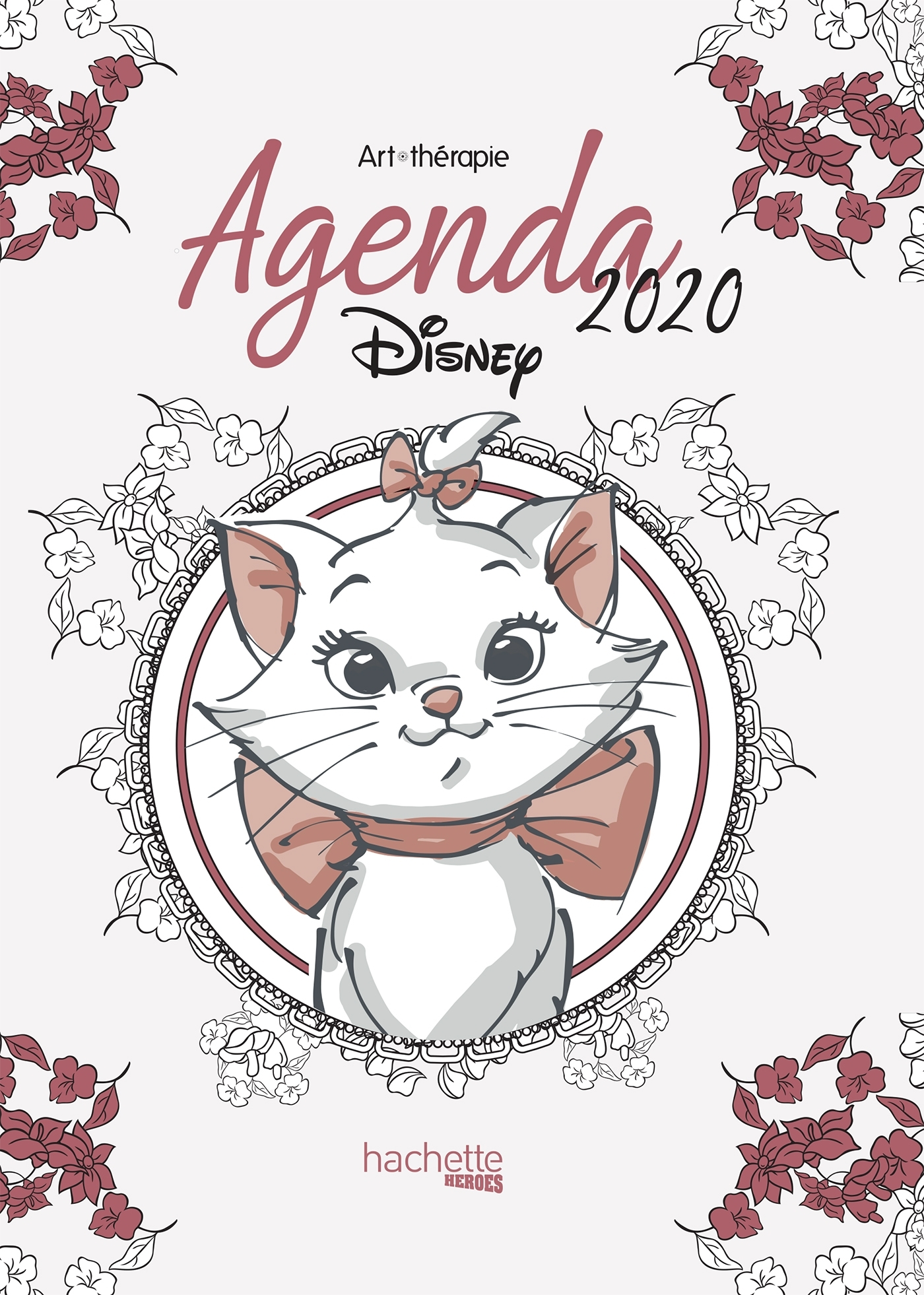 ART-THERAPIE AGENDA DISNEY 2020