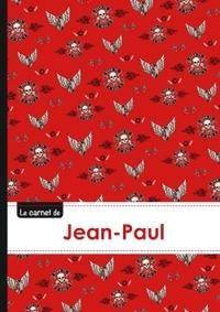 LE CARNET DE JEAN-PAUL - LIGNES, 96P, A5 - BIKERS