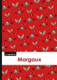 CARNET MARGAUX LIGNES,96P,A5 BIKERS