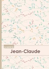 LE CARNET DE JEAN-CLAUDE - LIGNES, 96P, A5 - POISSONS