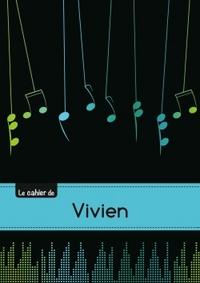 CARNET VIVIEN MUSIQUE,48P,A5